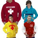KIDS LIFEGUARD HOODIES